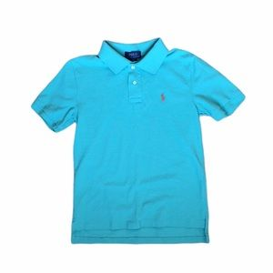 Ralph Lauren 10/12 mint polo